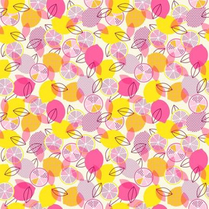 pop art lemons - small