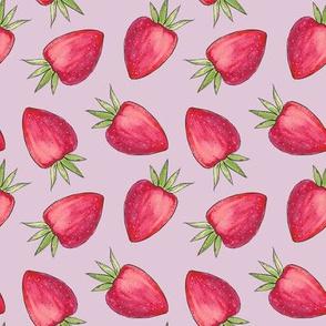 Summer Strawberry - Lilac