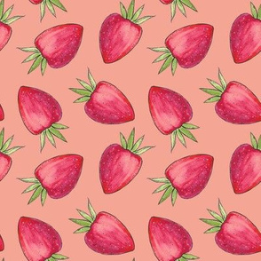 Summer Strawberry - Coral