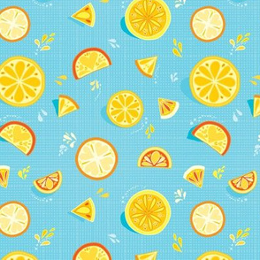 Summer Citrus Slices - Small