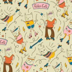 Roller Cats