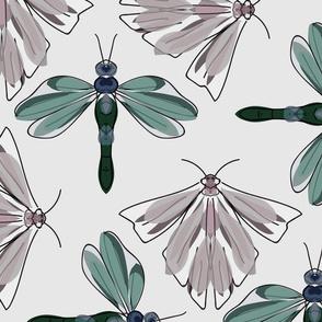 Spring flies 1
