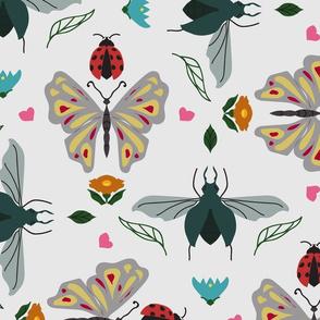 Spring flies 3