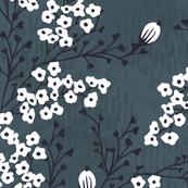 Cherry Blossoms Blues