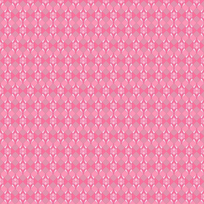 PIXEL PINK POLYGONS (micro size)