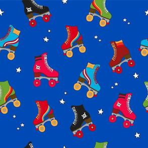 roller skate stars
