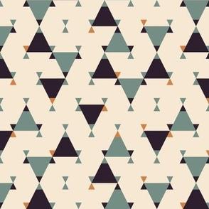 Mini Modern Triangles