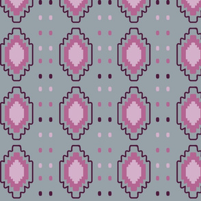 Jamdani/ Ethnic Pattern:1