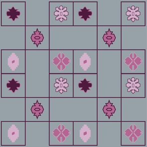 Jamdani/ Ethnic Pattern: 8