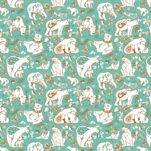 Bear with me   Spearmint – small