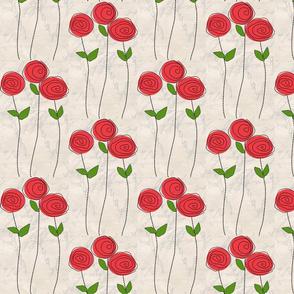 Roses Pink Long Stem-ed-ch