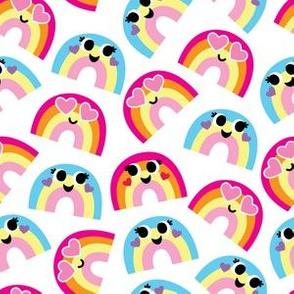 aloha happy rainbow mix