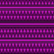 purple black triangle repeat