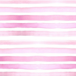 ombre stripe - pink