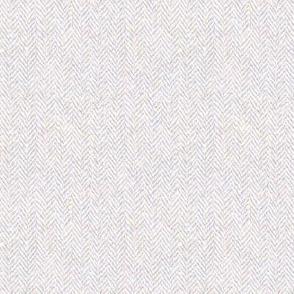 faux tweedy pale multicolor herringbone tweed