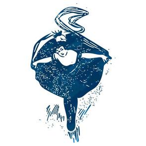 Blue Danube Dancer