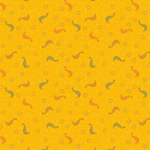 MicroModernQuilt-Yellow
