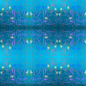 Debbie's Bunnies by DulciArt,LLC
