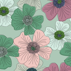 Prairie-Roses-Green_