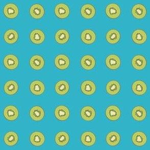 Kiwi Polka dot