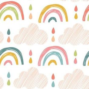 CLOUDS AND RAINBOWS MEDIUM