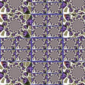 Yellow Purple Collage 3