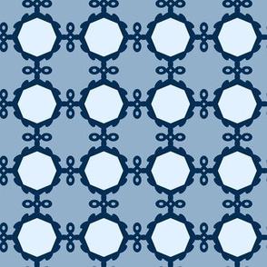 Mirror Mirror - Blue - Small