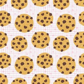 Lulu's Chocolate Chip Cookies PINK