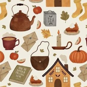Autumn Cottage Days