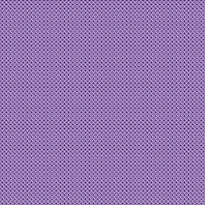 Tiny purple circles