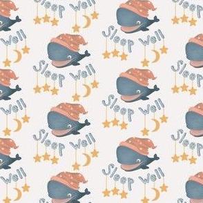 Sleep well, whale