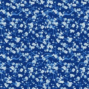 sakura ( blue w)25
