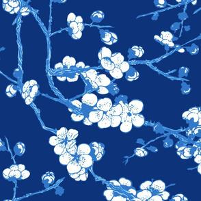sakura ( blue w)jumbo