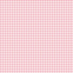 Gingham (pink)