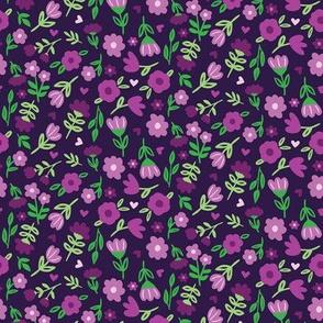 Violet Ditsy