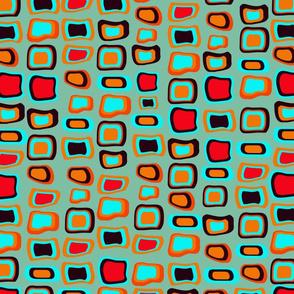 Micro Modern Blue