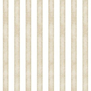rotated salted watercolor stripes // taupe