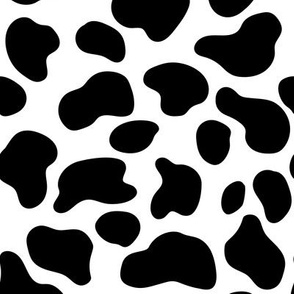Holstein cow - dairy cow - cow spots -  LAD20
