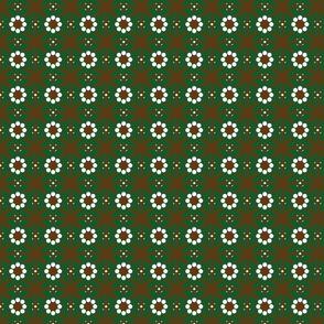 Kembang Jeruk Forest Green Big
