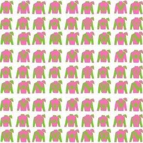 Jockey Silks, Sm Scale, Preppy Vs 3