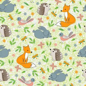 forest animals-06