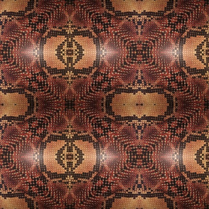 Kaleidoscope Animal Print