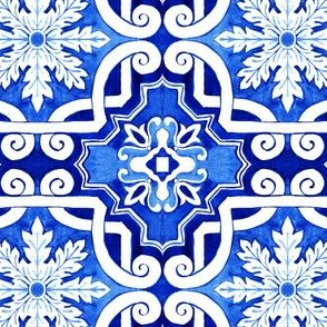 Azulejos Tlie Traditional Mosaic