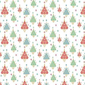 Happy Holidays- Deco Tree