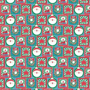 Happy Holidays- Santa Patch