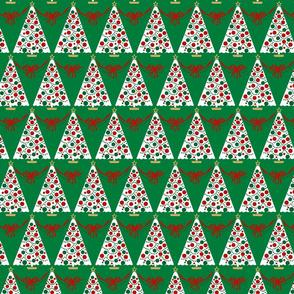 Nostalgic Christmas- Trees