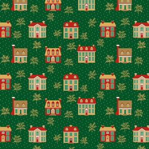 Nostalgic Christmas- Home
