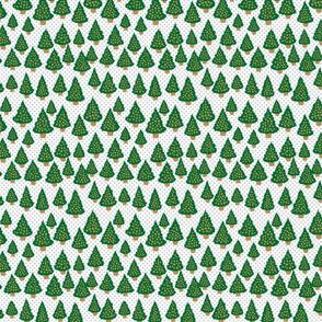 Nostalgic Christmas- Fir Tree