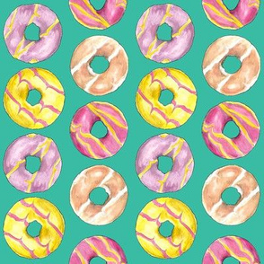 It's My Party Ring | Green