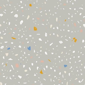 Terrazzo Speckled - Grey